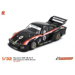 Porsche 935 - Racing - Interscope 24H. Daytona 1977