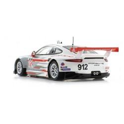 Porsche 991 RSR GT3 - Racing AW - 24H. Daytona 2014 #912 de Scaleauto - SC-6140R