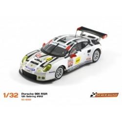 SC-6150R - Porsche 991 RSR GT3 #912 Chasis - R - de Scaleauto