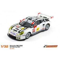 SC-6151R - Porsche 991 RSR GT3 #911 Chasis - R - de Scaleauto