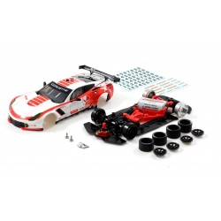 SC-6179A - A7R GT3 Cup Edition White/Red R-Version AW