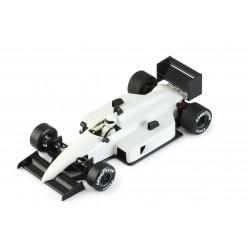 Formula 1 86/89 Test Car White