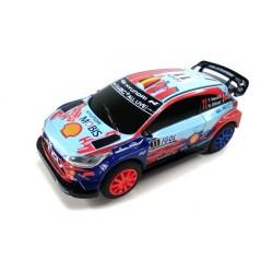 Toyota Yaris WRC 1:43