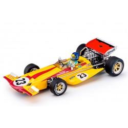 March 701 - n°23 Monaco GP 1970