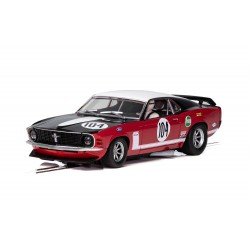 Scalextric Superslot H3926 - Ford Mustang Boss 302 1970 No.104