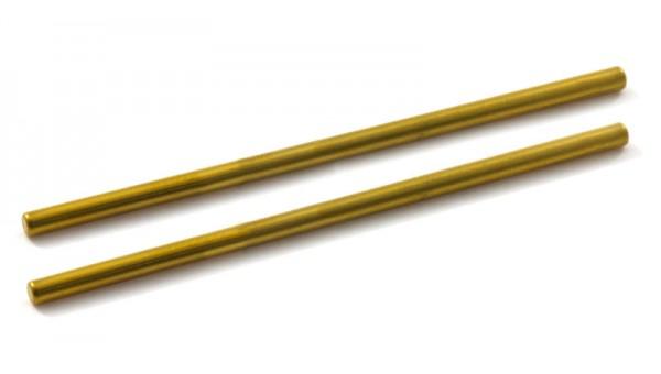 SC-1213B - Eje Acero Hard Gold Surface de 2.38mm x 65mm Scaleauto