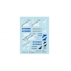 VIR-0007 - Calca virages Gitanes