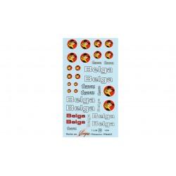 Calca virages Belga Grande
