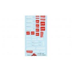 VIR-0041 - Calca Virages Coca-Cola