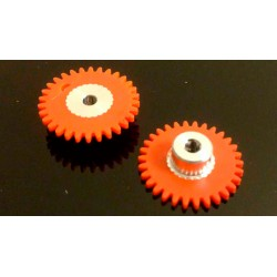 TH-GE30SWP - Corona SW 30d Nylon diametro 17mm Naranja de Thunderslot