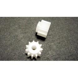 TH-PN11PL - Piñon nylon 11 dientes diametro 7mm - Thunderslot