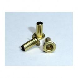 TT554 - 10 x Terminales normal / diametro grande de tectime