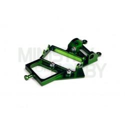 Soporte Motor Linea en Aluminio + Rodamientos