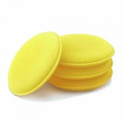 Sisbrill A2824 - Aplicador de poliespuma amarillo Sislim Detail Limpieza