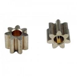 Piñón 7z (x2) - 5mm