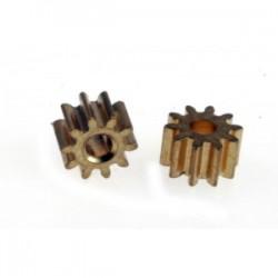 Piñon 10z , 6mm (x2)