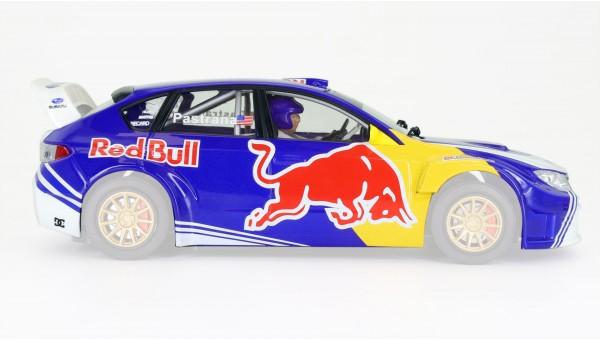 Subaru STI - Red Bull - Carrocería