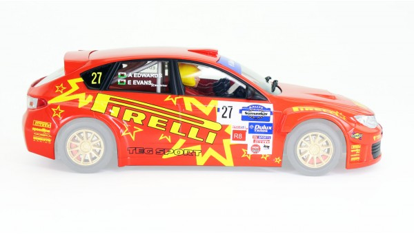 Subaru STI Evans Rally Pirelli Avant Slot 20255b