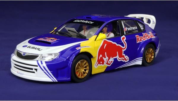Subaru STI Red Bull Rally Pastrana Avant Slot 51010
