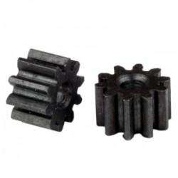 Piñón acero 10z (x2) - 6,0mm