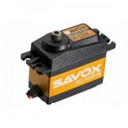 SAVÖX SC-1258TG DIGITAL SERVO CORELESS MOTOR
