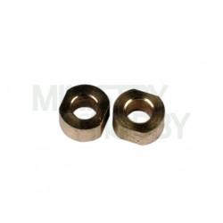 Cojinetes de bronce (x2)