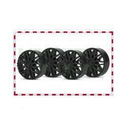 Pro Axle Insert Black