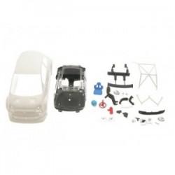 White body kit Abarth 500