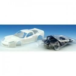 White body kit Corvette C6R