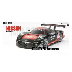 Tamiya TT01E NISSAN R390