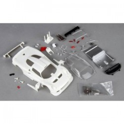 Carrocería en kit blanco del Lotus Elise GT1