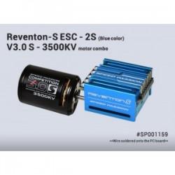 REVENTON S + MOTOR 3500KV + TARJETA