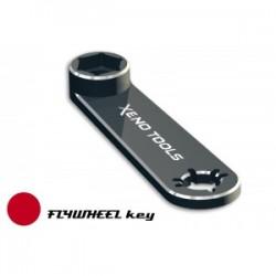 Llave volante inercia + llave 17mm