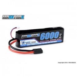 MAXXTRAX LIPO 6000MAH 7.4V