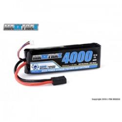 MAXXTRAX LIPO 4000MAH 11.1V