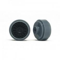 16.5X8 Plastic Wheels