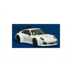 Porsche 997 Rally white kit