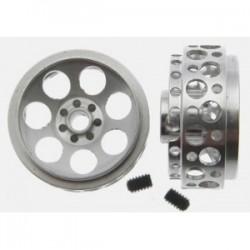 Lanta aluminio MONZA 2 17.5 x 8.5 mm.