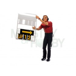 "Figura ""Pit board mechanic"""