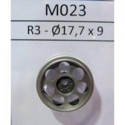 2 llantas R3 17,7x9