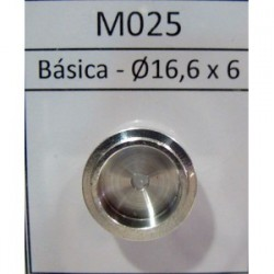 2 llantas R5 Clásica basica 16,7x5,7