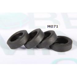 4 Neumáticos Clasicos 21x6 Lisos