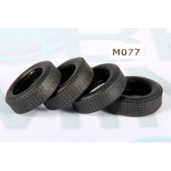 4 Neumáticos Clasicos 21x6 Dibujo (Para Llanta M026)