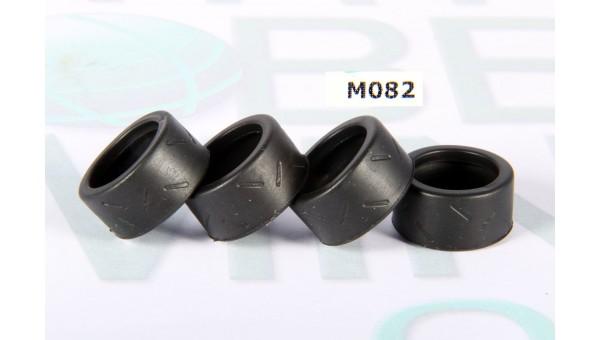 4 Neumáticos Slick MK II 19X10