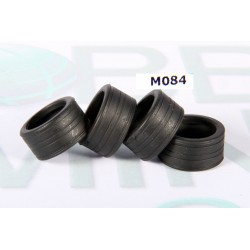 4 Neumáticos Semi-slick 19X10