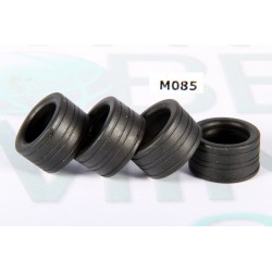 4 Neumáticos Semi-slick 20X11