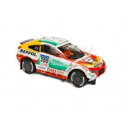 Mitsubishi Lancer Racing - Peterhansel