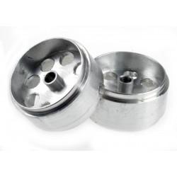 Llantas aluminio 21x12mm (x2)