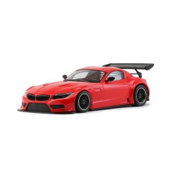 BMW Z4 E89 Test Car Red