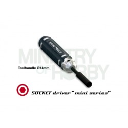 "Socket Driver 6mm ""Mini Series"""